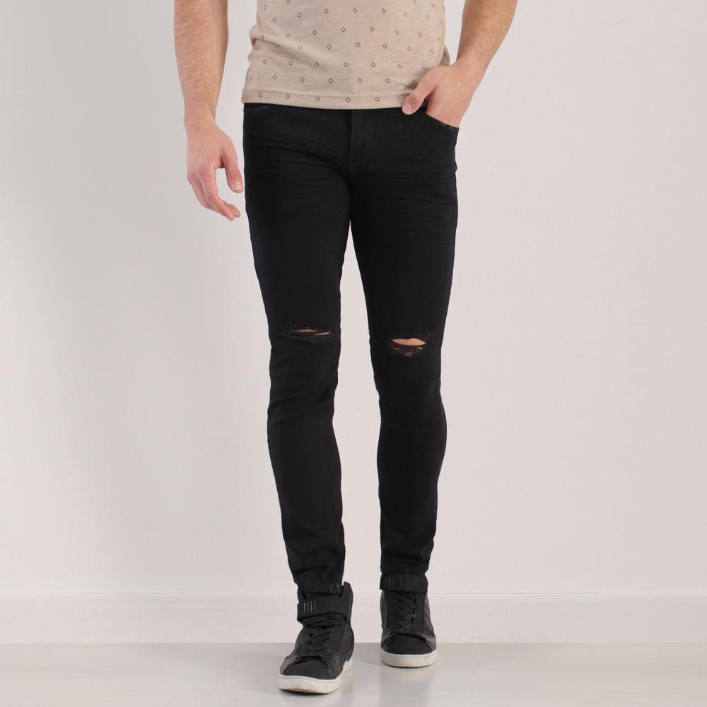 Moto Denim Rocker Jeans Black Oggi 7506421883541 rthQCsd
