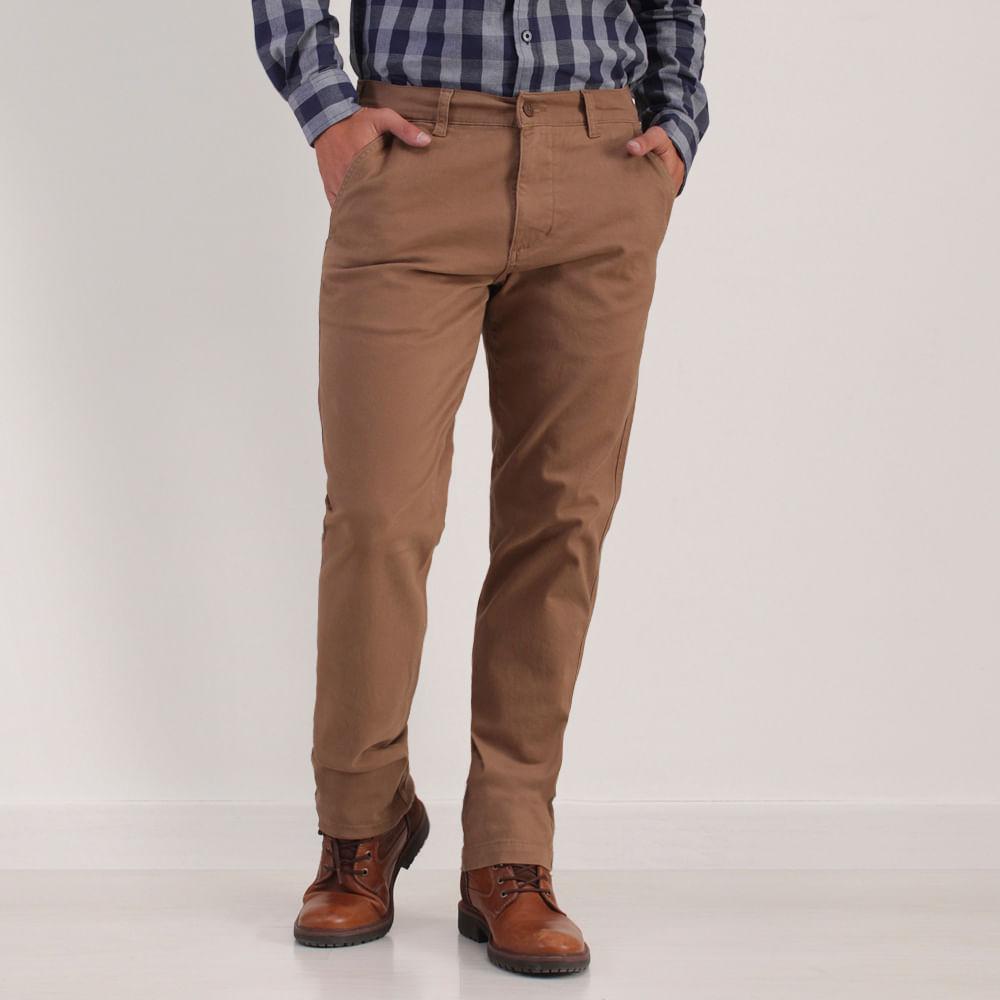 Pantalon Chinos 900 Movin Tabaco 7506431573838 Oggi