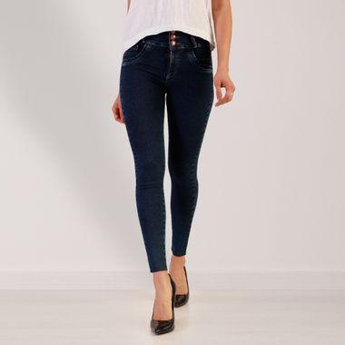 Jeans básico slim straight